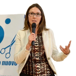 Federica Manaigo, Creaa (Consultant)